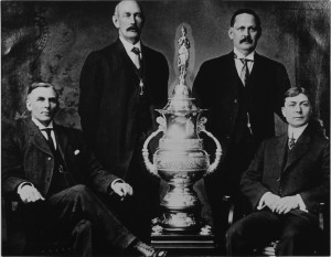 1913-Sleeman Trophy Tankard Champs