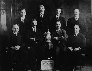 1920-Ont Tankard Winner