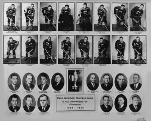 1938-OHA Int. A Champs - Shipbuilders