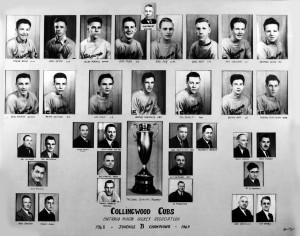 1947-48 - OHA Juvenile B Champs