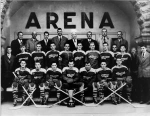 1949-50 - OHA Jr. C Champs