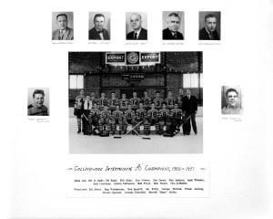 1950-51 - OHA Int. A Champs