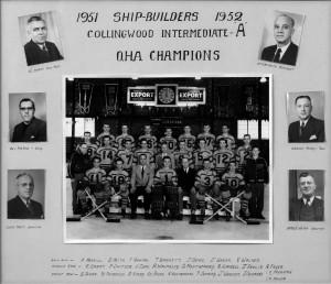 1951-52 - Int. A Champs