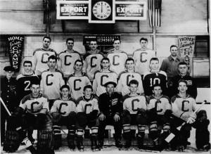 1956-57 - OMHA Juvenile A Champs - Cwood Cubs
