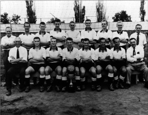 1958 - Carling Cup Champs