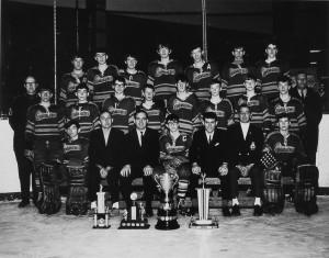 1968-69 OMHA Bantam Champs