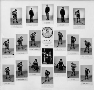 1973-Novice A Silver Stick Champs