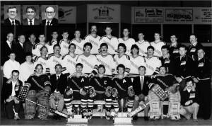 1986-87 Sr. A Champs - Collingwood Shipbuilders