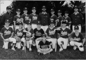 1991 OBA Pee Wee C Champs